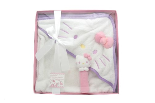 hello kitty baby bath set