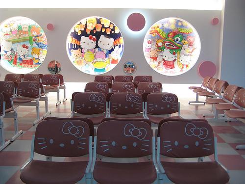مطار للأطفال في اليابان ؟ hello_kitty_airport_