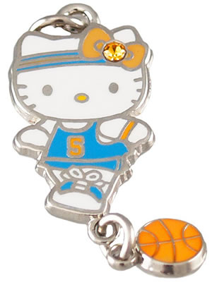 hello kitty basketball player