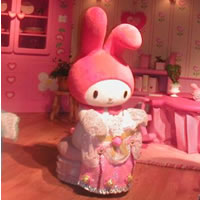 My Melody at Puroland