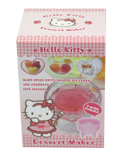 hello kitty dessert maker
