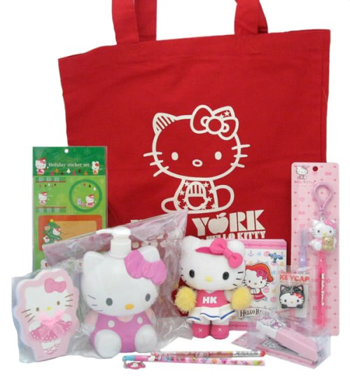 hello kitty gift package