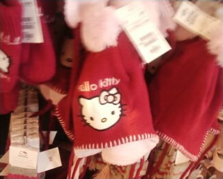 hello kitty toques
