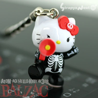 hello kitty cell phone strap, Sanrio Hello Kitty x BALZAC ($6.30 US)