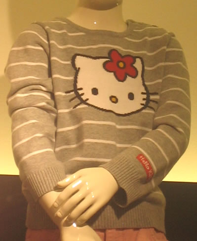 hello kitty at h&m - sweater