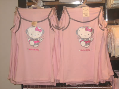 hello kitty at h&m - tank top