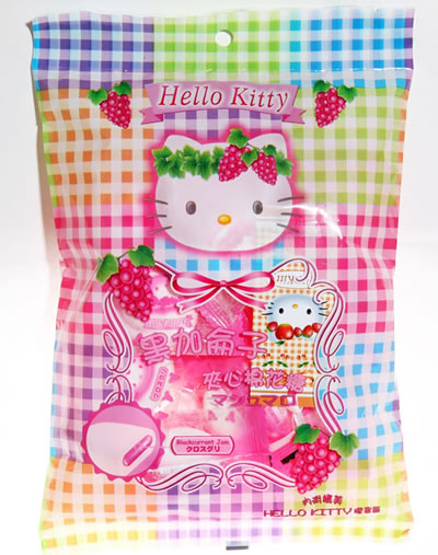 hello kitty marshmallows grape