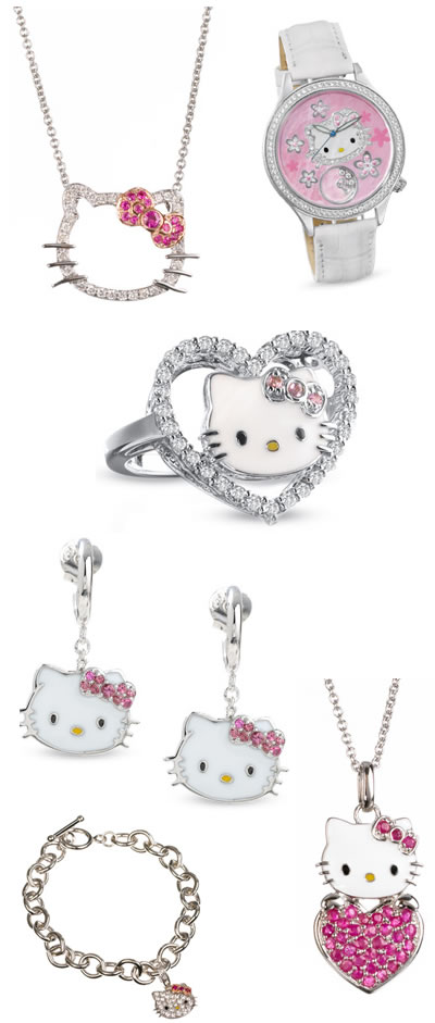 hello kitty jewelry at zales