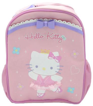 hello kitty ballet mini backpack