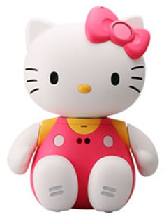 hello_kitty_robot