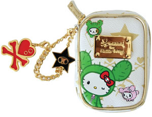 tokidoki for hello kitty digi camera case