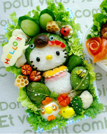 hello kitty tokidoki bento
