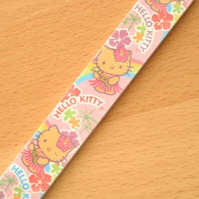 hello kitty hawaii filer