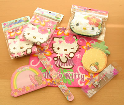 hello kitty hawaii gifts