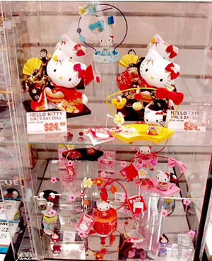 hello kitty hinamatsuri