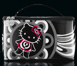 hello kitty mac vanity case