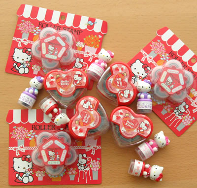 hello kitty stampers