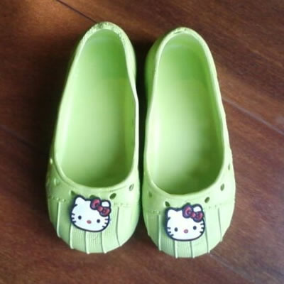 hello kitty girl shoes