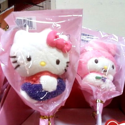 hello kitty lollipop