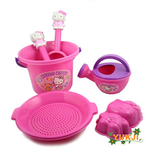 Hello Kitty Beach Sand Play Set