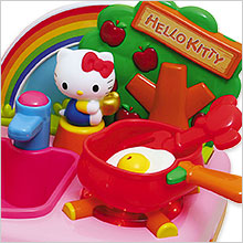hello kitty fun apple camp toy