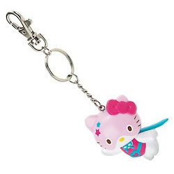 Hello Kitty Hero Keychain