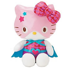 Hello Kitty Hero Plush