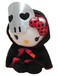 Hello Kitty Momoberry Halloween Plush