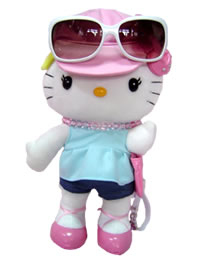 Hello Kitty Momoberry LA Limited Plush