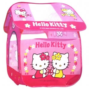 hello kitty tent house