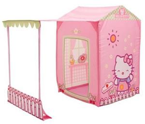 hello kitty tent kitchen
