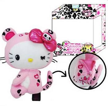 tokidoki for hello kitty dreamy collection plush macchiato