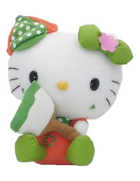 Hello Kitty Painting Plush