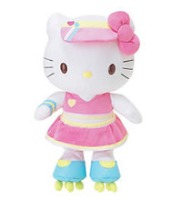Hello Kitty Roller Skater Plush