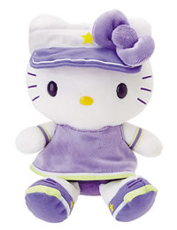 Hello Kitty Sporty Plush