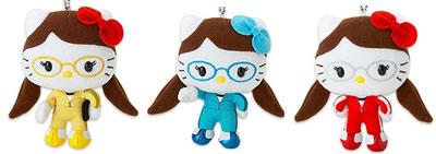 Hello Kitty Yankumi Plush