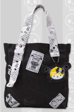 h. naoto x hello kitty bag