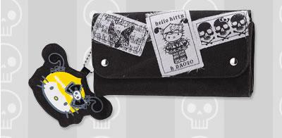 h. naoto x hello kitty wallet