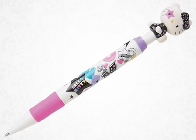 hello kitty back to school ballpoint pen star