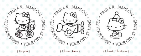hello kitty custom stamps 4