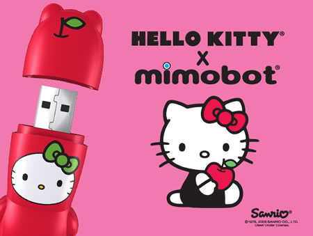 Hello Kitty Apple MIMOBOT