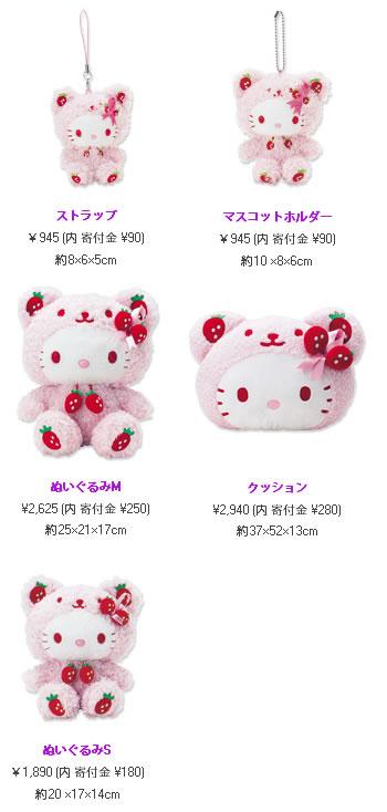pink ribbon hello kitty