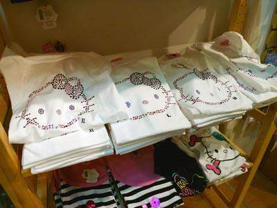smileys hello kitty t-shirts
