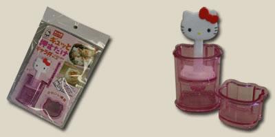 hello kitty riceball maker