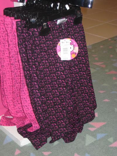 hudson's bay - hello kitty pants