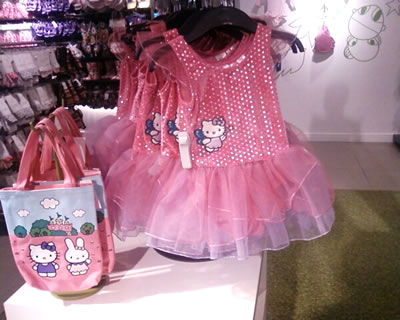 hello kitty h&m ballet tutu