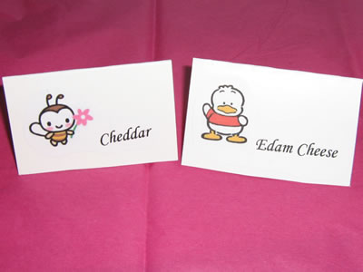 hello kitty party sanrio cards