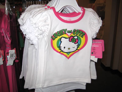hello kitty heart t-shirt at macys in maui