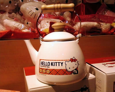 hello kitty kettle