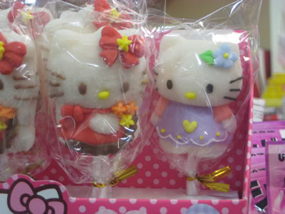 hello kitty lollipops